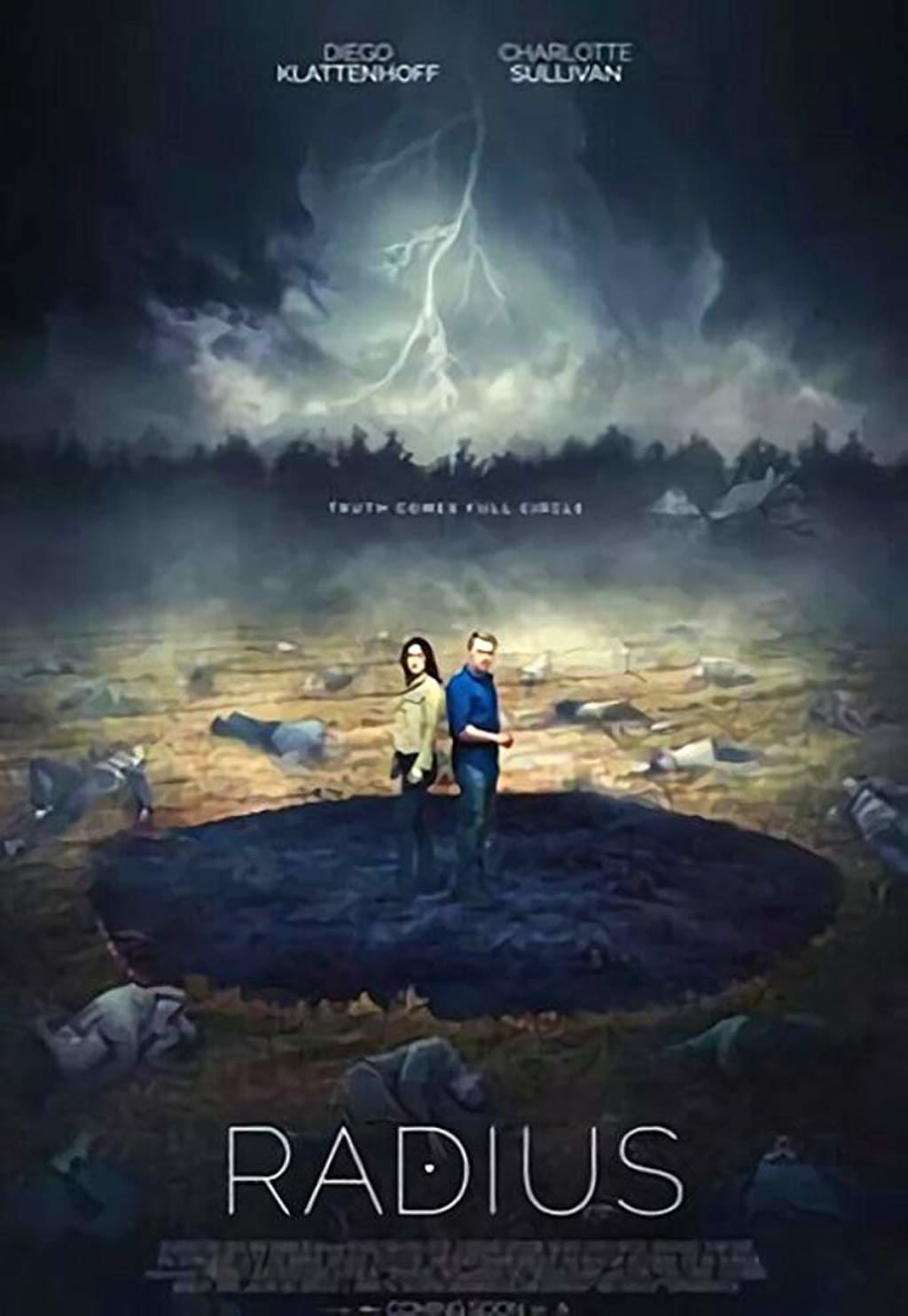 Reed Alexander's Horror Review of 'Radius' (2017)