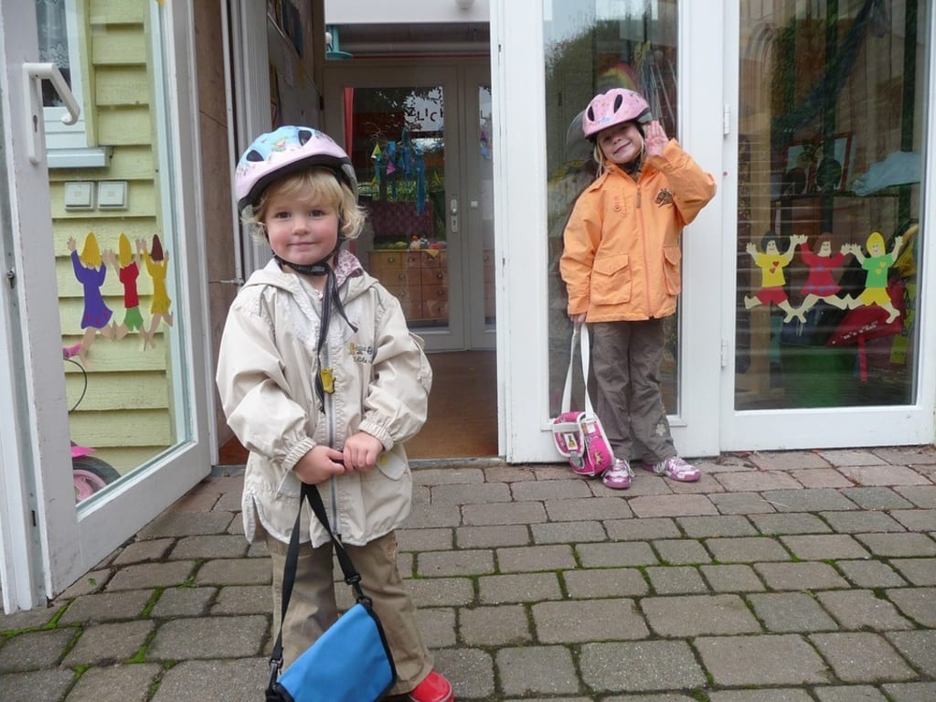 3 Extra-Curricular Considerations when Choosing Your Child's Nursery