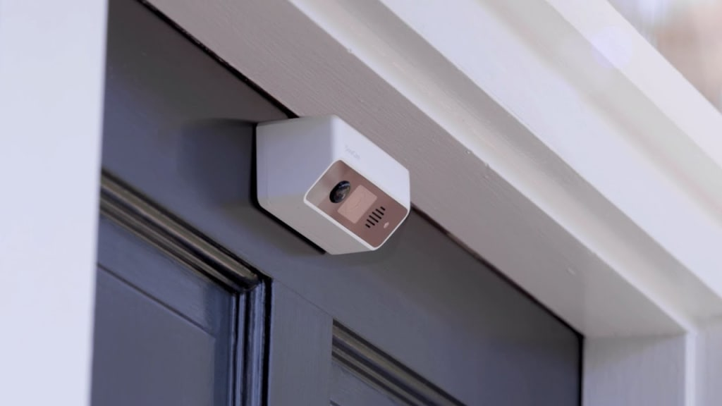 Keep Your Home Security Camera Secure with the Remo+ DoorCam