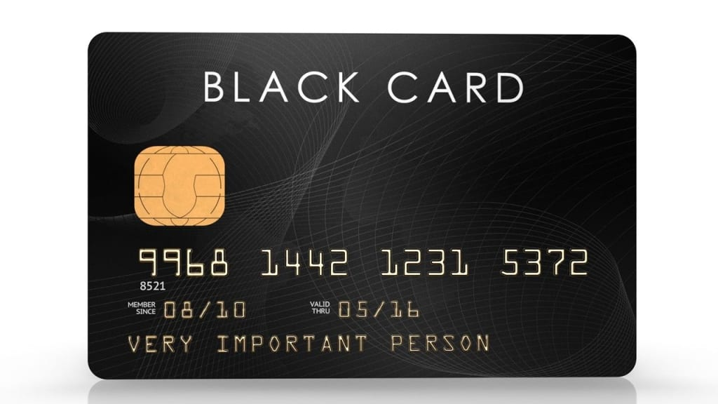 6 Ways to Lose Your Black Card