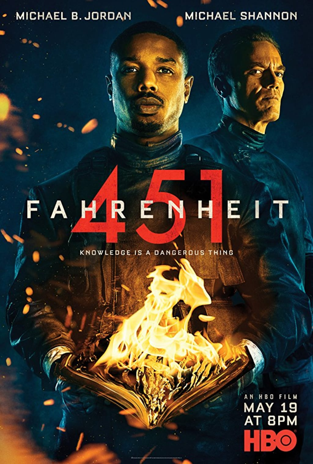 Review of 'Fahrenheit 451'