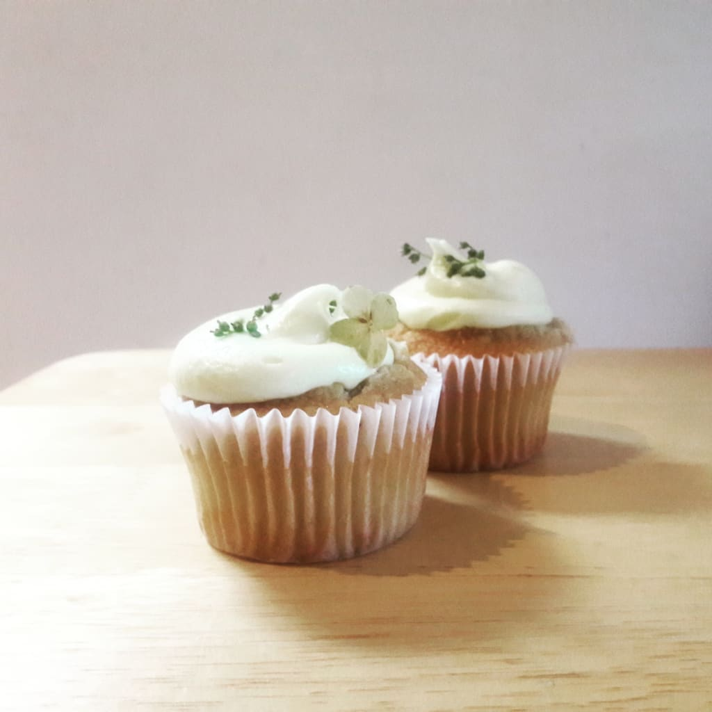 How to Make Lemon and Ginger Tea Cupcakes