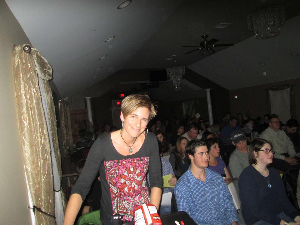 Jen Clarke's Evening of Drummers Rocks to the Beat in Shenorock