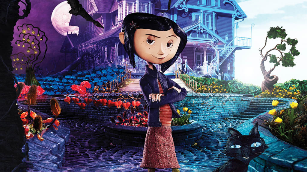 Coraline A Movie Review