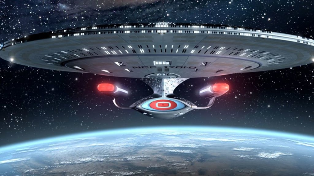 In Space, Star Treks You: Is Gene Roddenberry's Vision For The Future Communist?