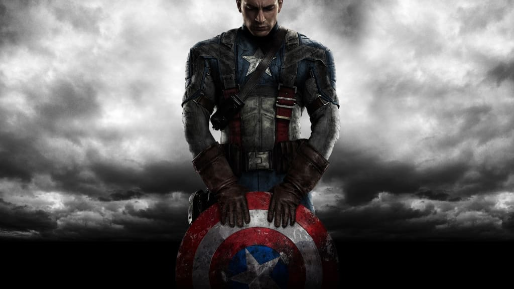 How to Build Captain America in 'The Pathfinder RPG'