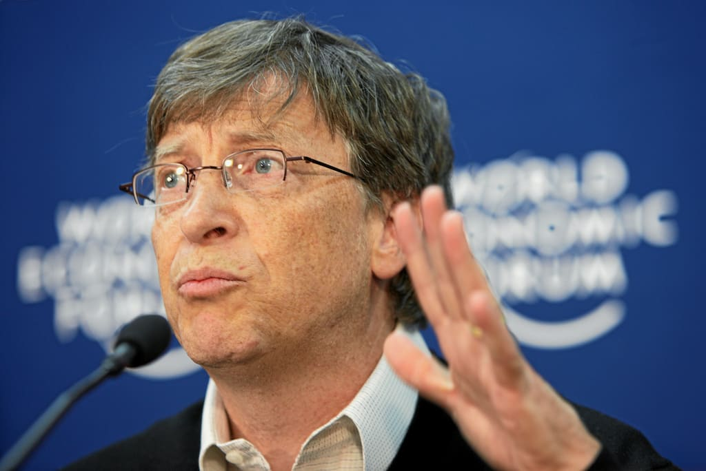 Reason First: Is Bill Gates the Most Selfish Altruist?
