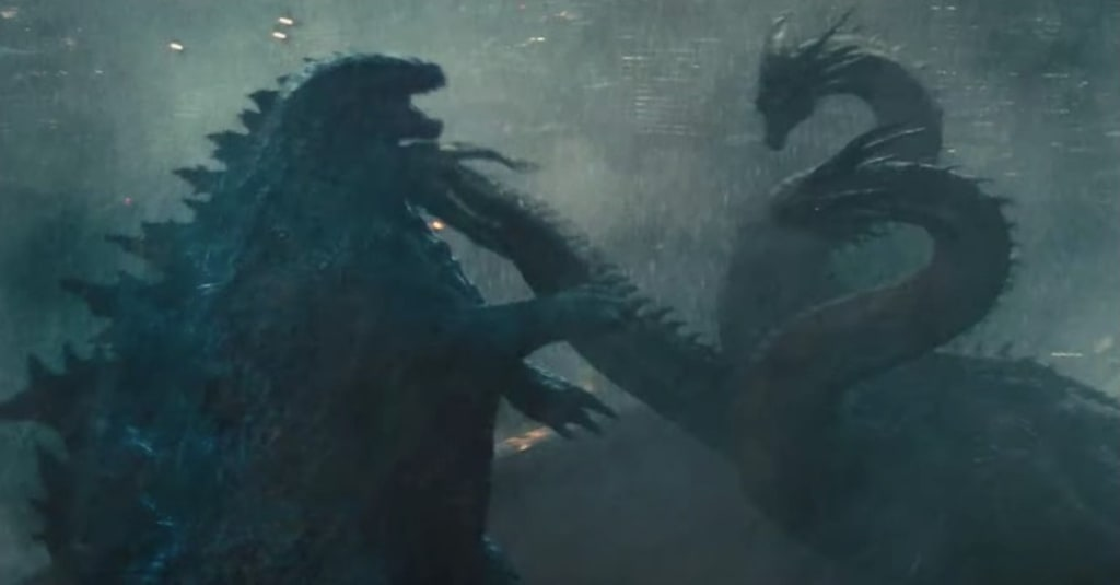 'Godzilla: King of the Monsters' Movie Review