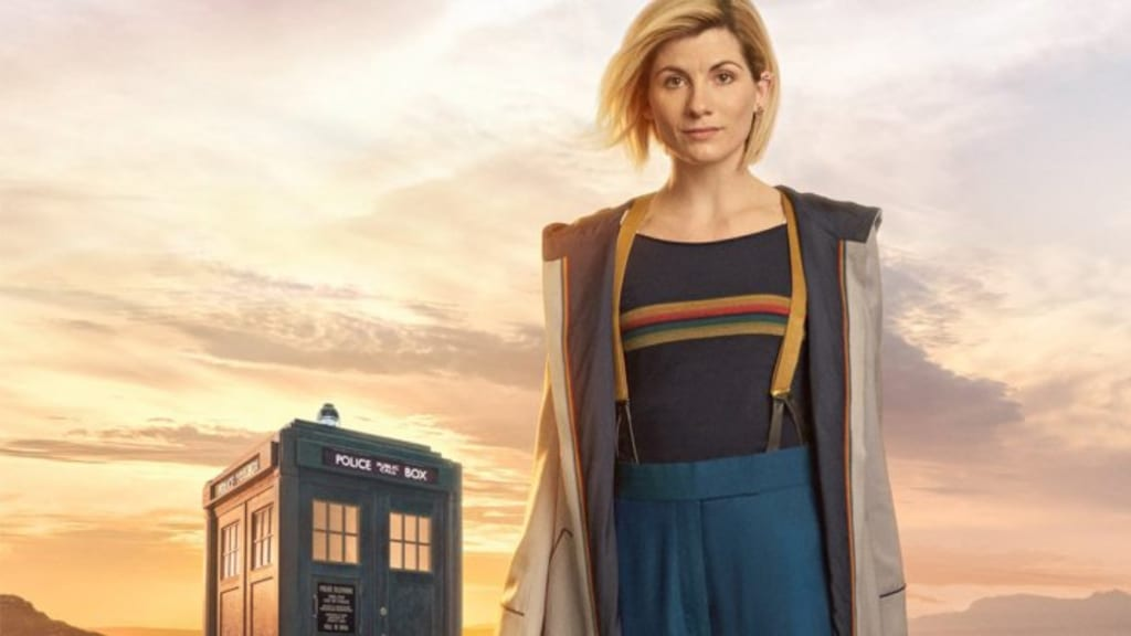 """'Doctor Who': Fans Claim the Thirteenth Doctor's Outfit Is """"Not Flattering Enough"""""""