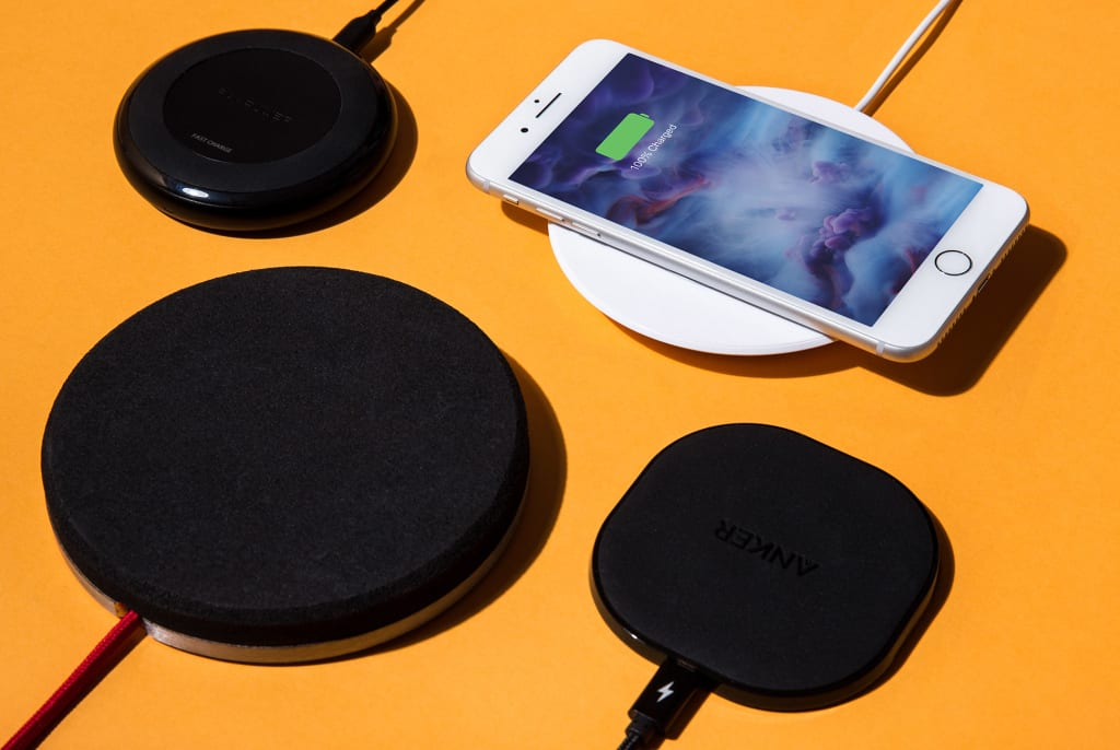 Best Wireless Chargers for iPhones and Androids
