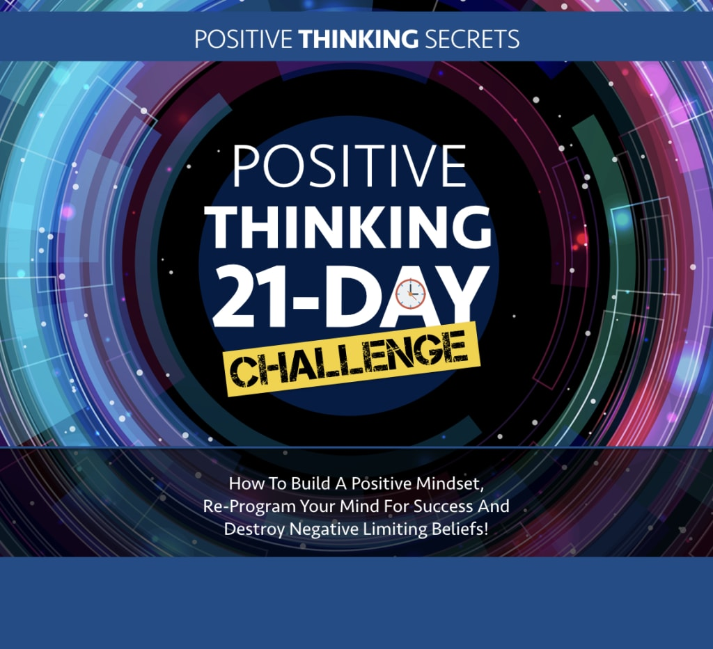 21-Day Positive Thinking Challenge