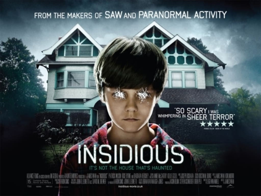 A Filmmaker's Guide to the Horror Techniques Used in 'Insidious'