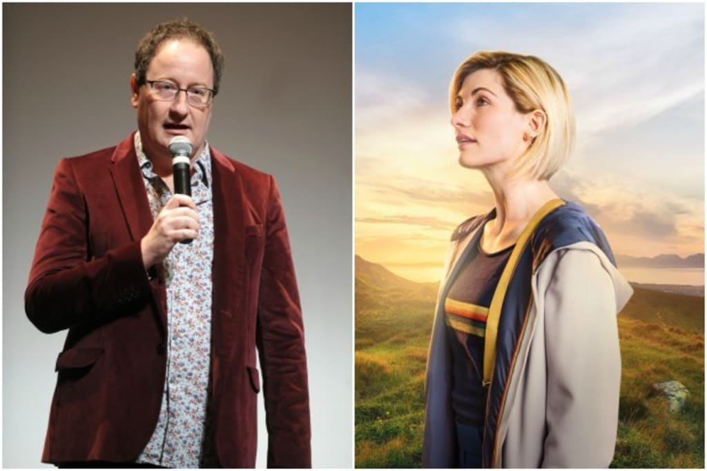 Chris Chibnall Set to Step down as 'Doctor Who' Showrunner in 2019, but Will Jodie Whittaker Follow?