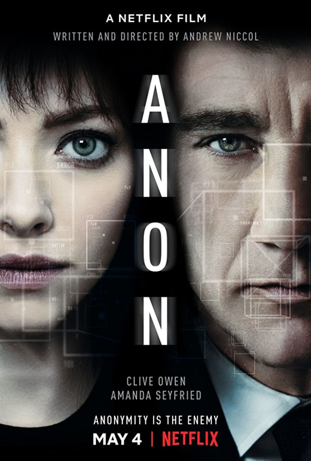 Review of 'Anon'