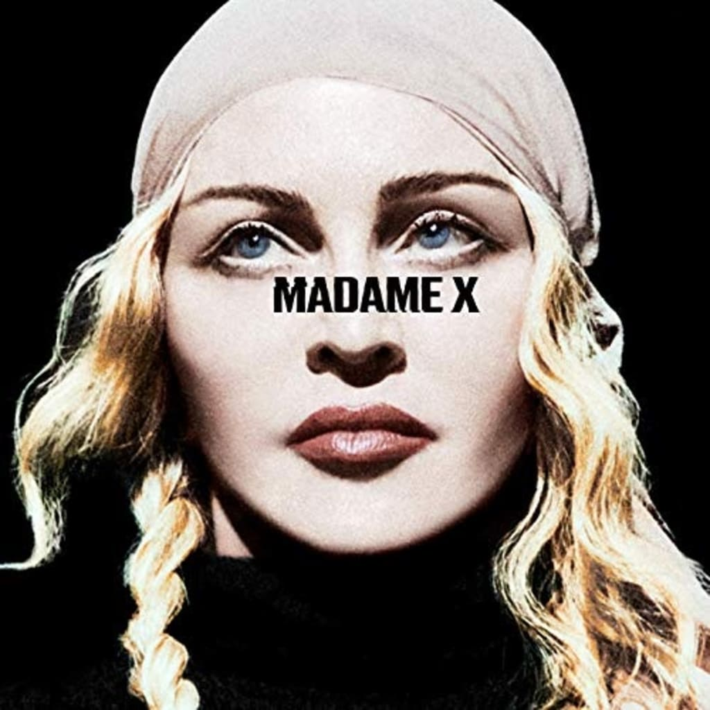 Madonna Is…'Madame X'