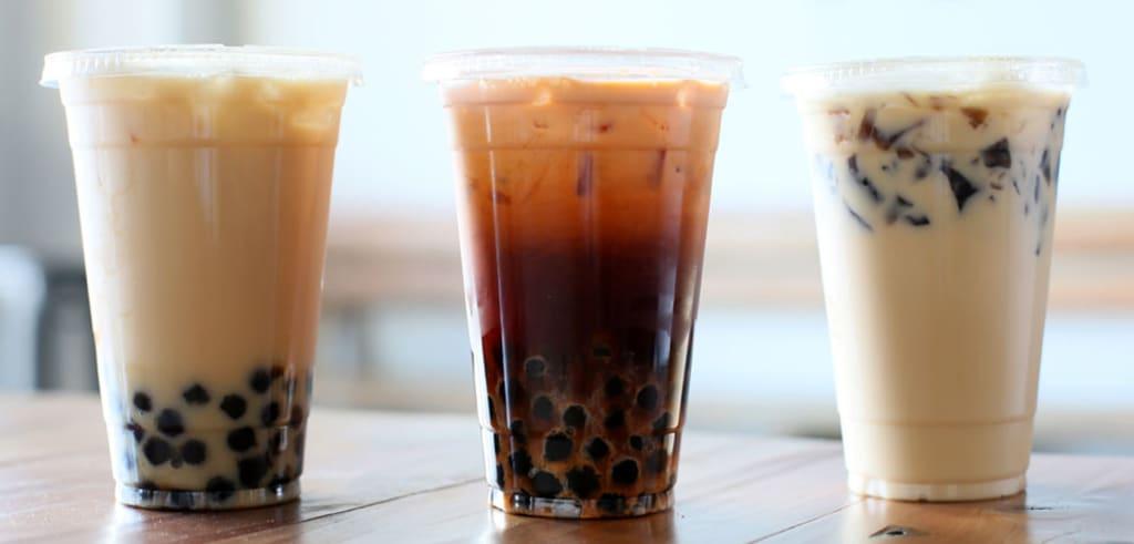 The Ginger Tea Reviews: Boba Tea