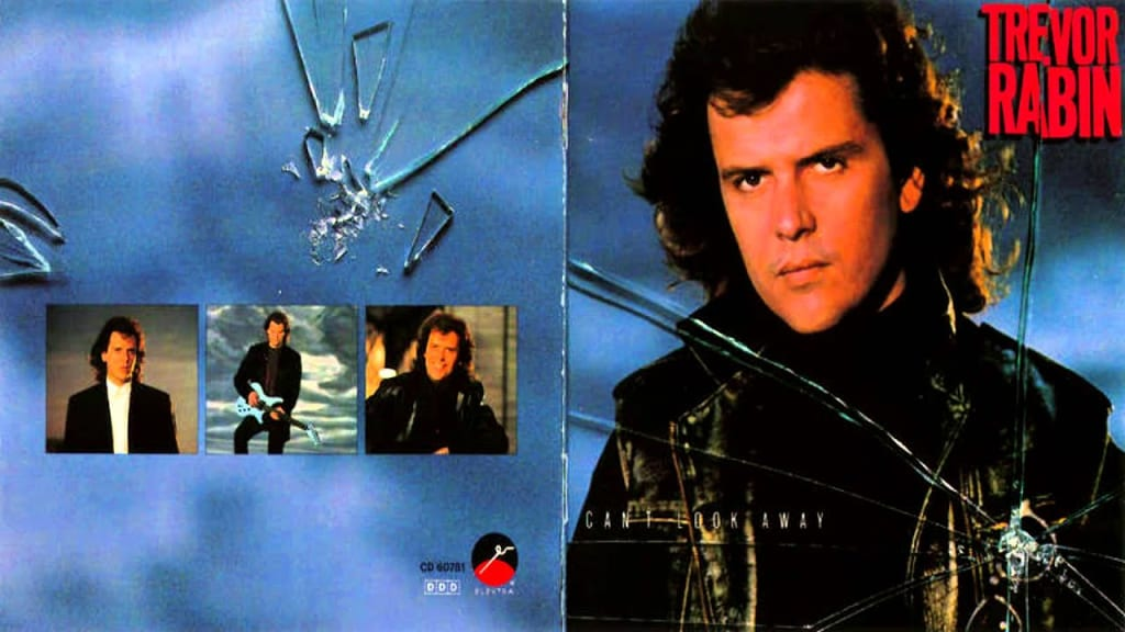 Don't Look Away from Trevor Rabin's 'Can't Look Away'