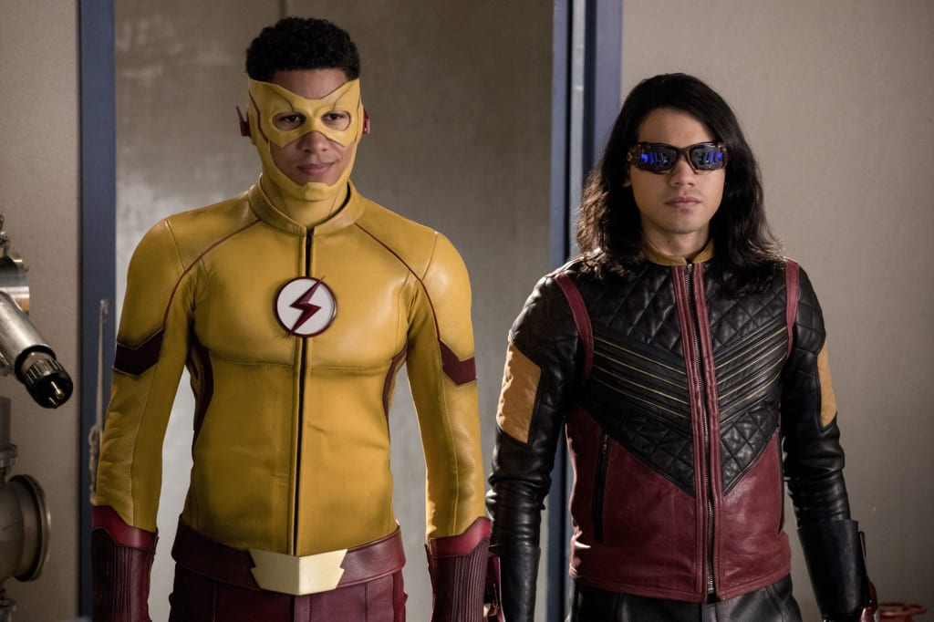 New 'The Flash' Photos From 'I Know Who You Are' Tease Upcoming Conflict