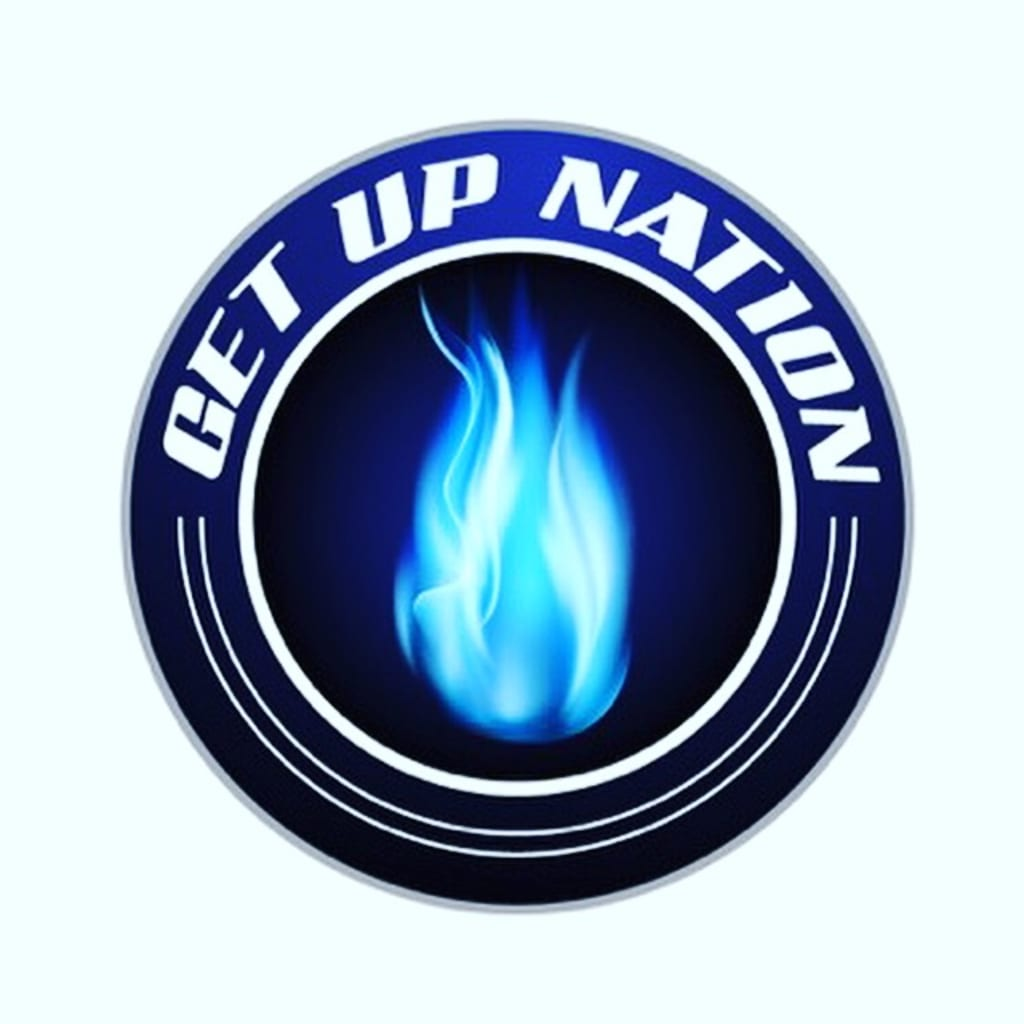 Welcome to 'Get Up Nation®'!