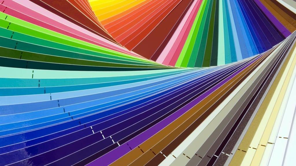 Colour Scales