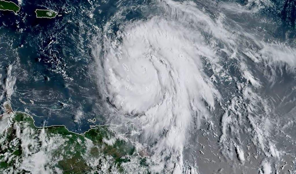 Surviving Hurricane Maria