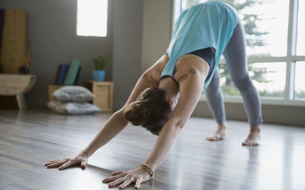 Uninhibited Animal Yoga Poses