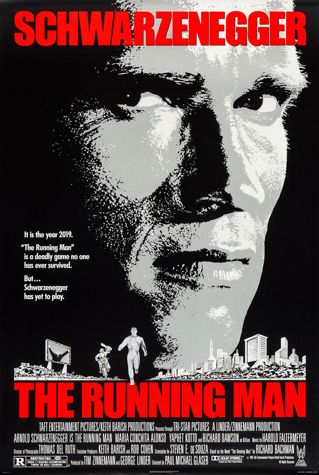 'The Running Man' - Review