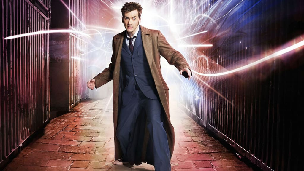 'Doctor Who: The Eyeless' Review