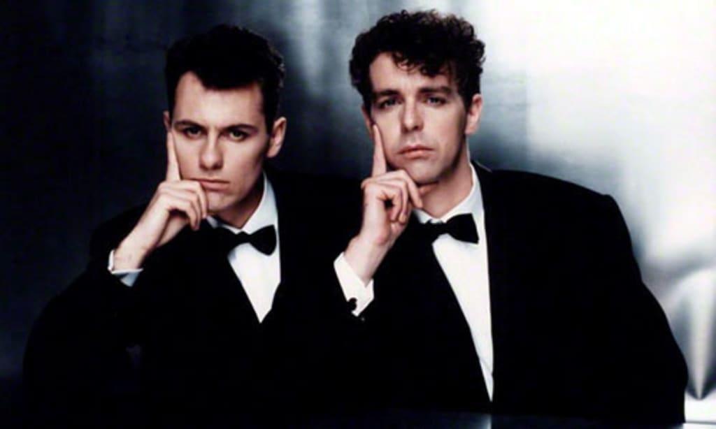 8EEZ Playlist: Pet Shop Boys