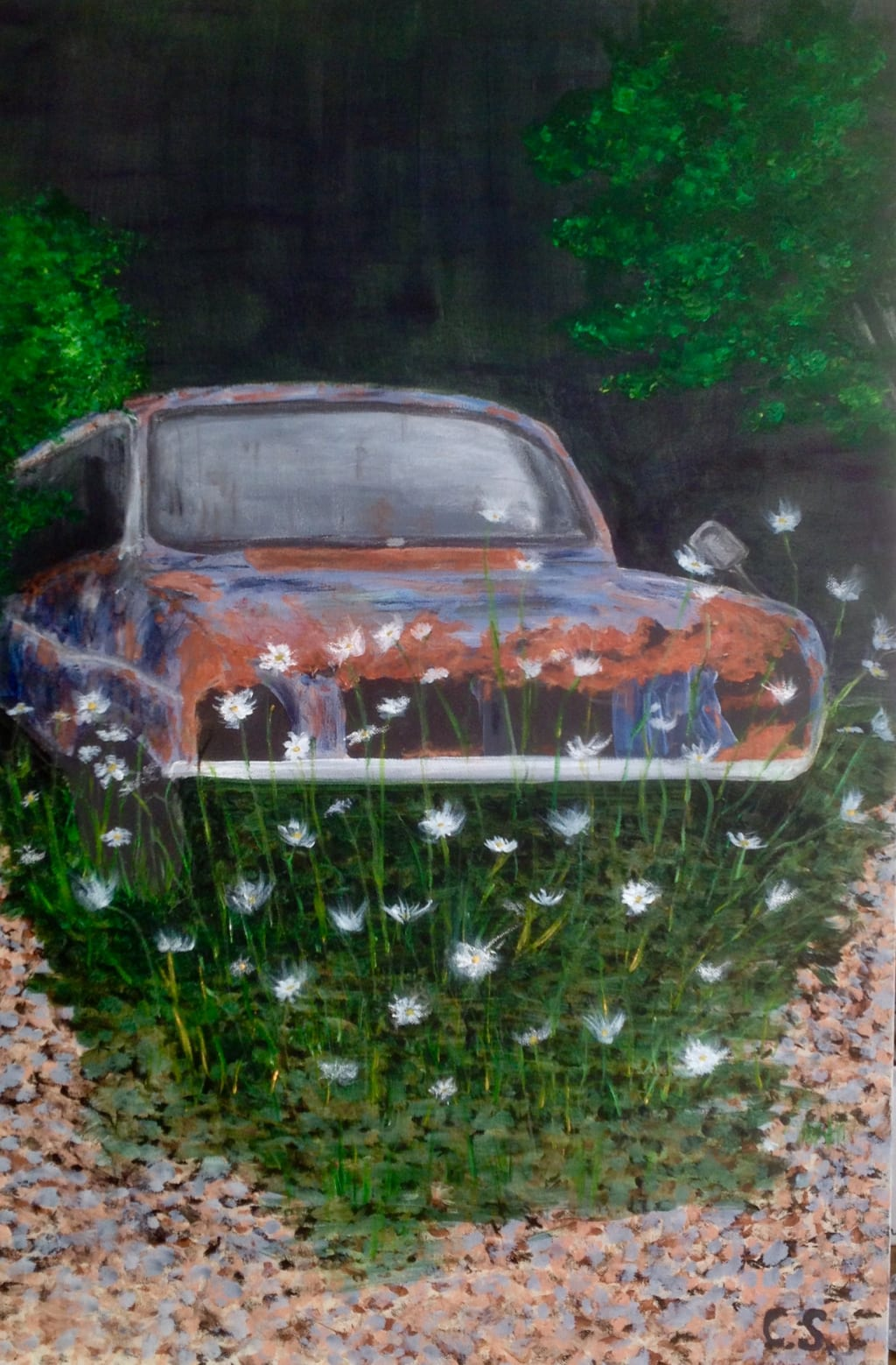 Rust and Renewal