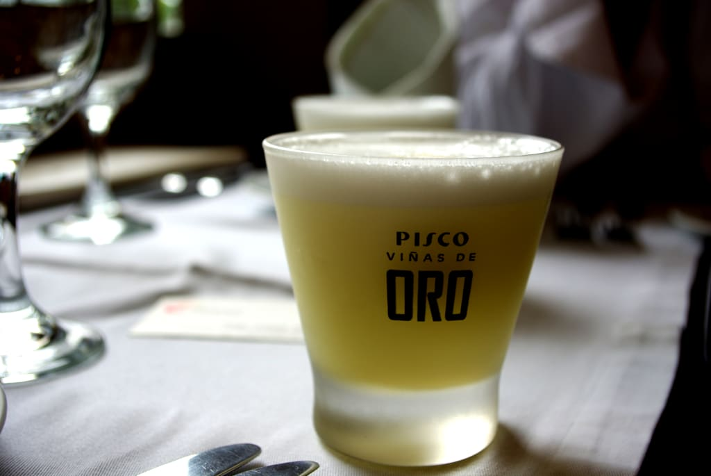 What Is a Pisco Sour?