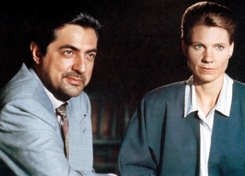 Classic Movie Review: 'House of Games'