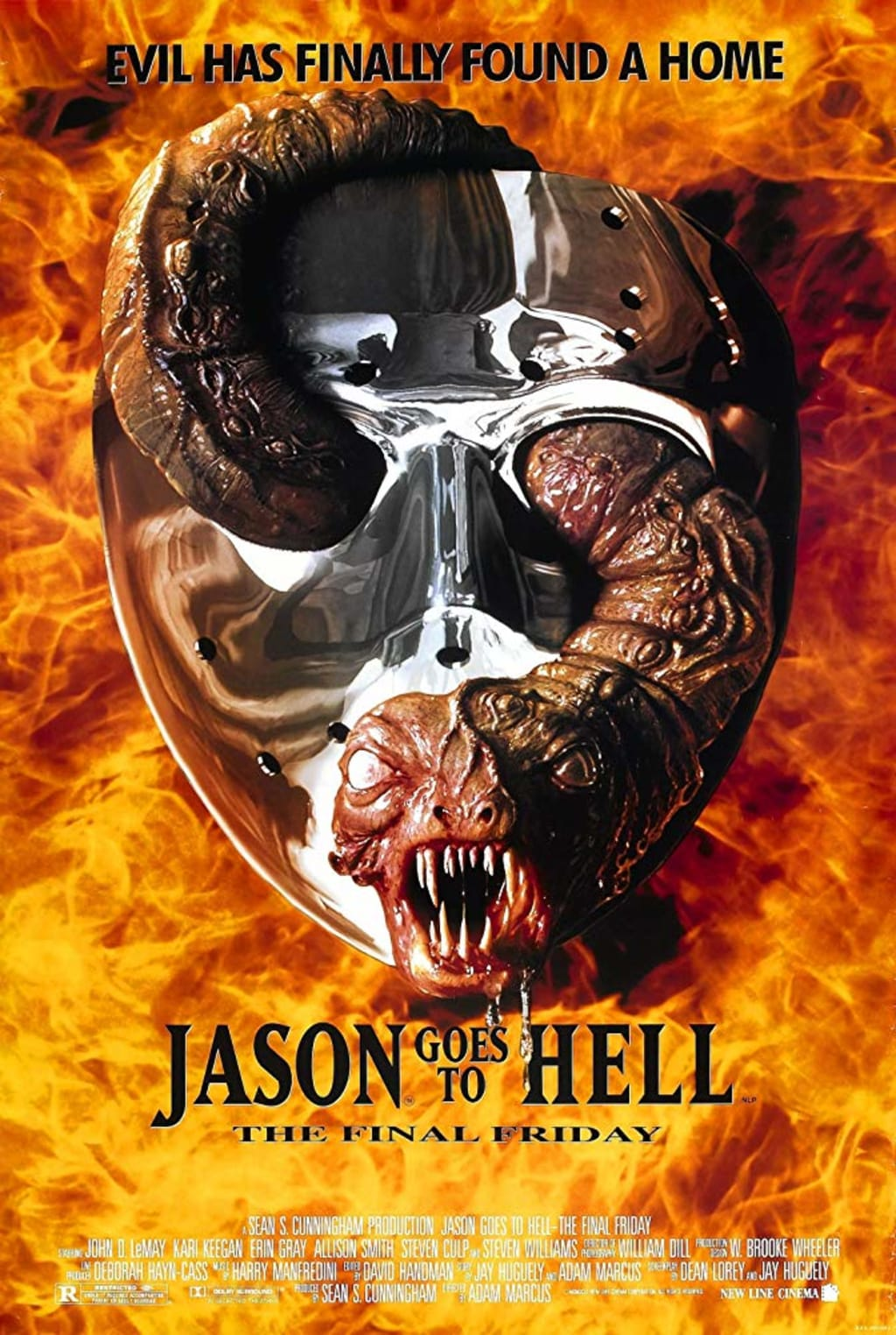 Reed Alexander's Horror Review of 'Jason Goes to Hell: The Final Friday' (1993)