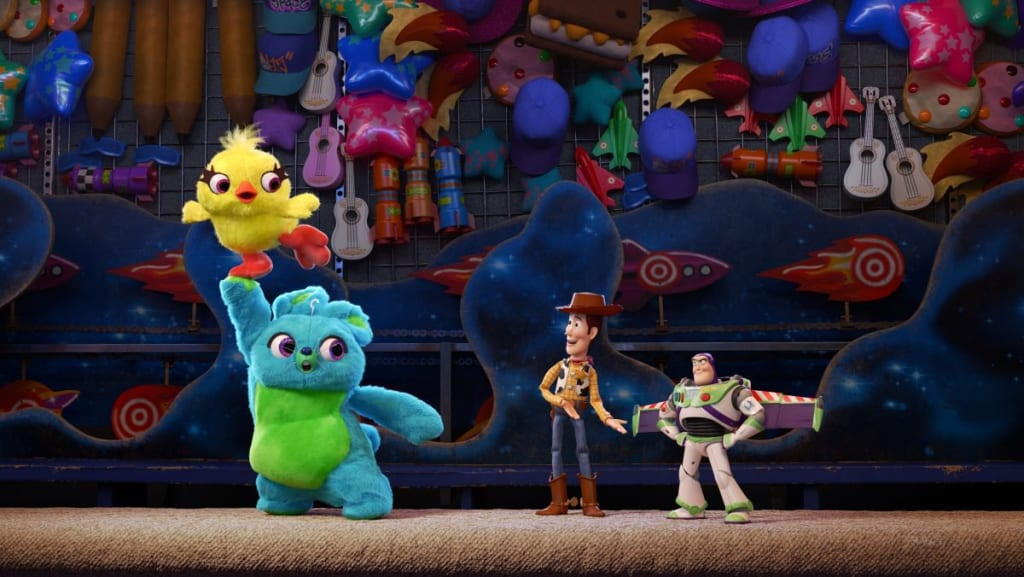 Movie Review—Toy Story 4