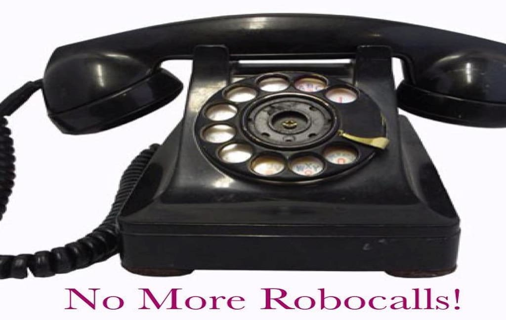 Robocalls Are About to Stop