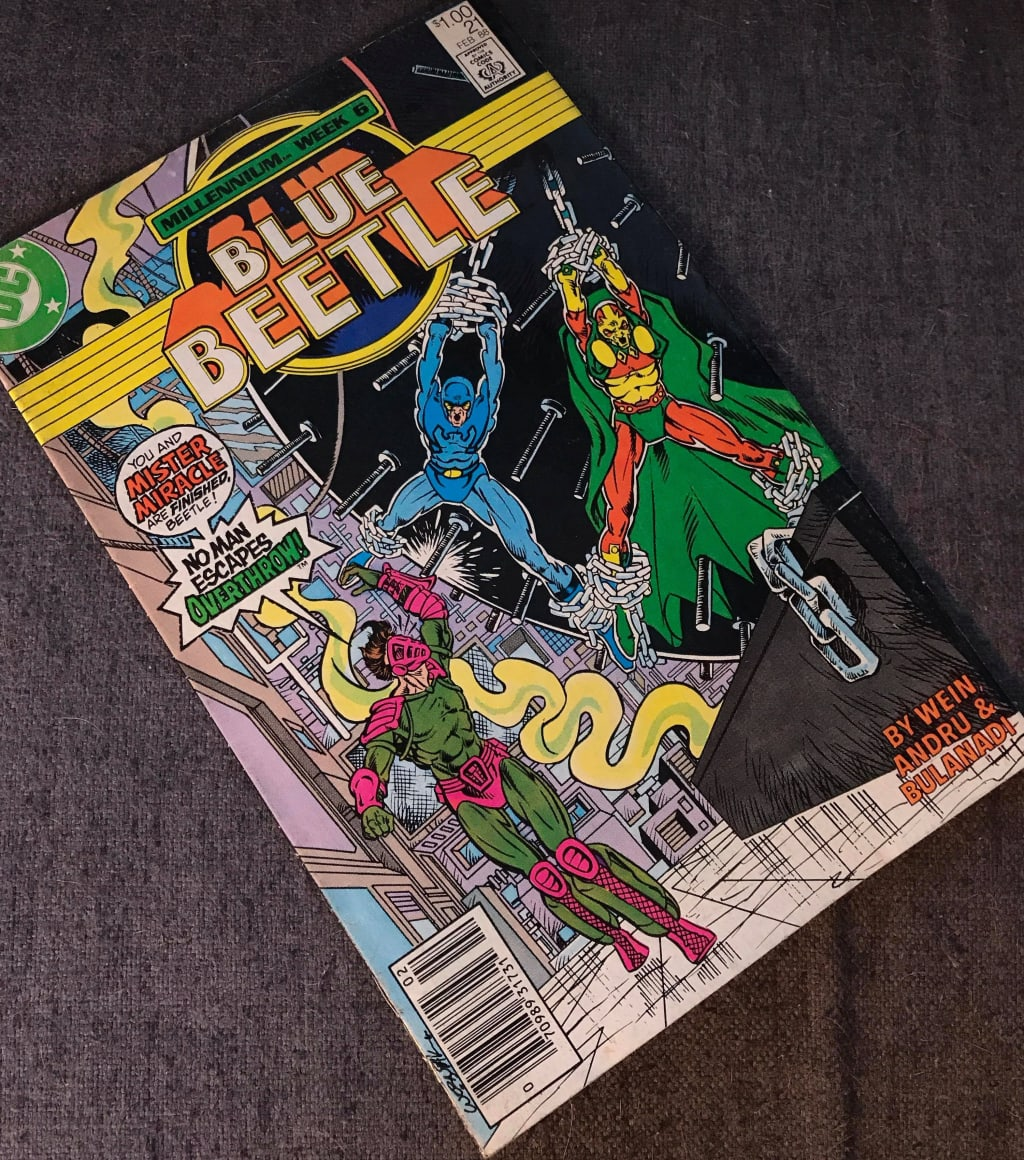 Back Issues from Your Local Comics Shop No. 2