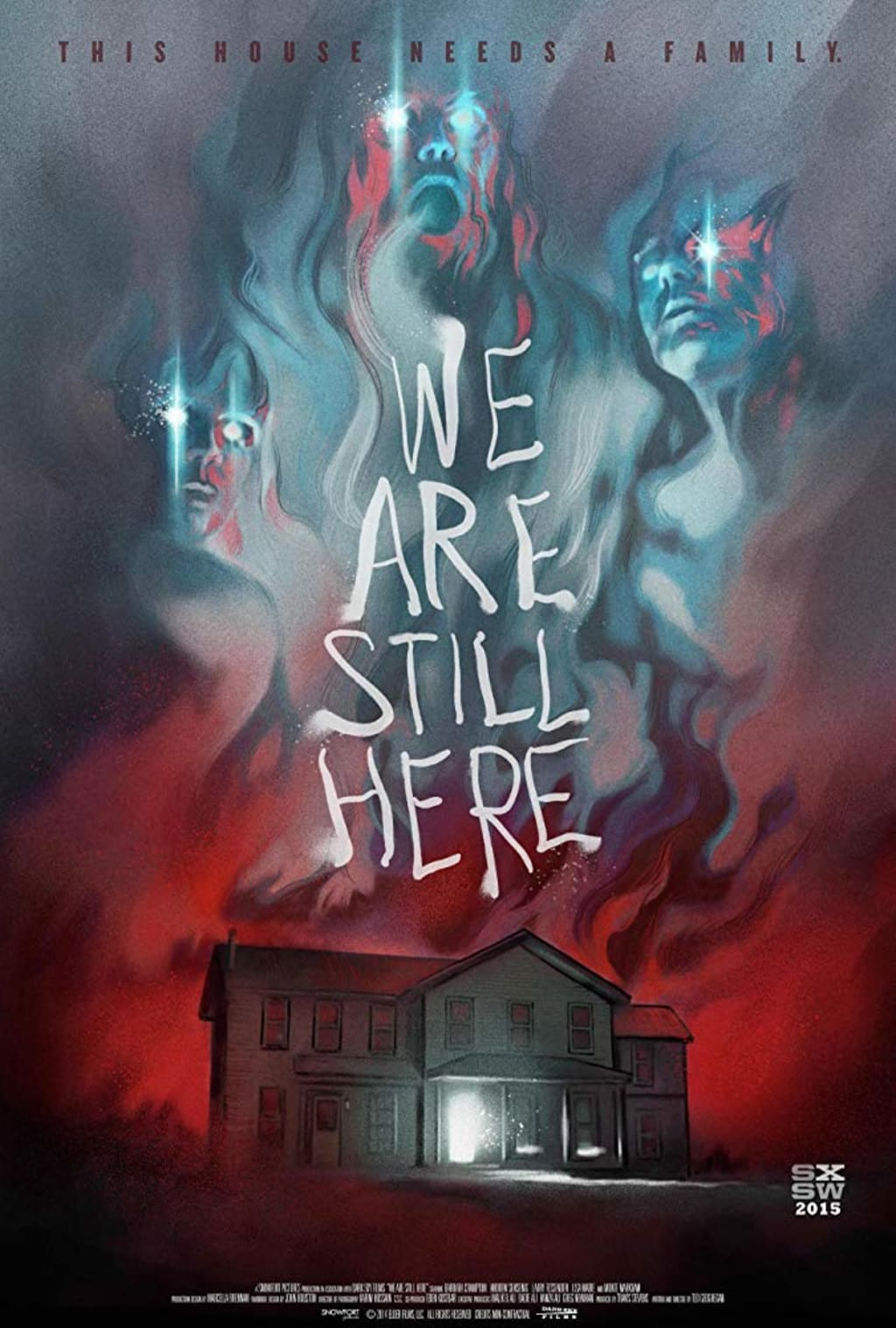 Reed Alexander's Horror Review of 'We Are Still Here' (2015)