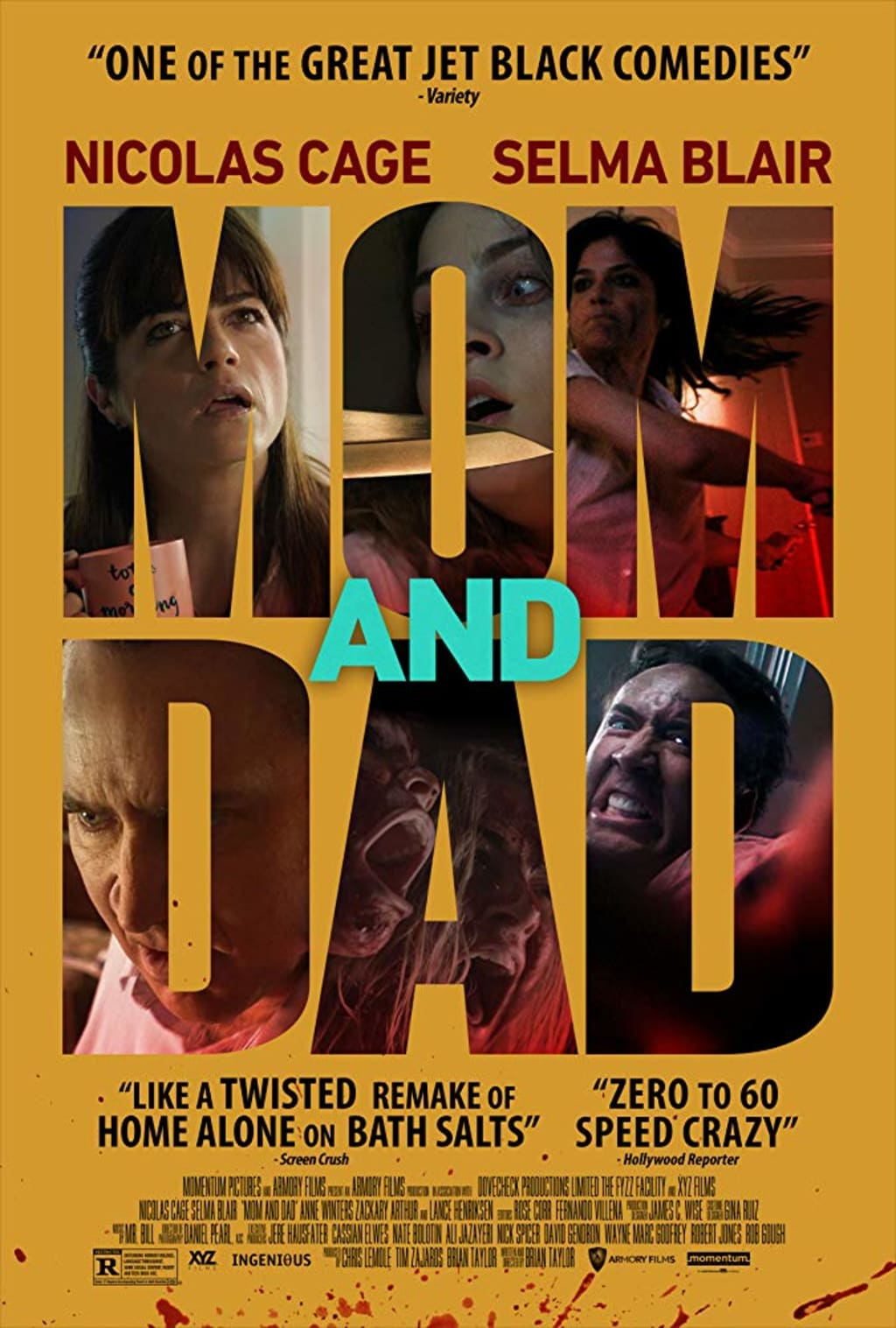 Reed Alexander's Horror Review of 'Mom and Dad' (2017)