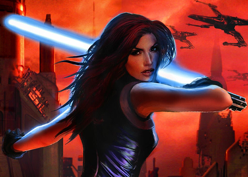 The Emperor's Hand: Is Mara Jade Coming To 'Star Wars: Rebels' And 'The Last Jedi'?