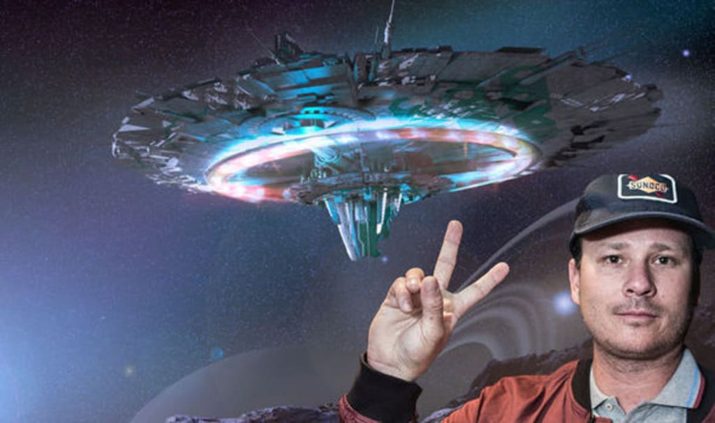 Did Tom DeLonge Deliver the Wrong Evidence as Extra Terrestrial Subliminal Dissemination?