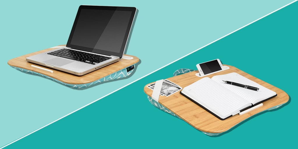 Coolest Lap Desks To Help You Work Anywhere