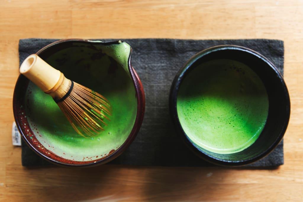 The Beautifying Benefits of Green Tea