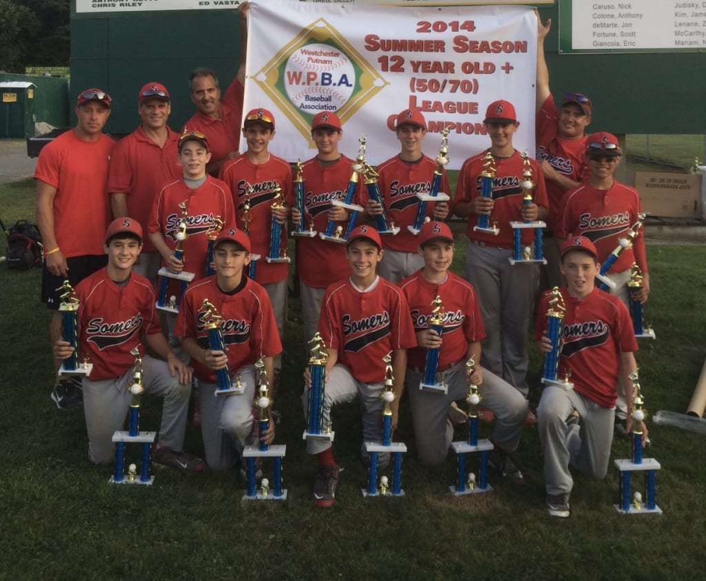 Somers Red Storm Does the Little Things En Route to Undefeated Season