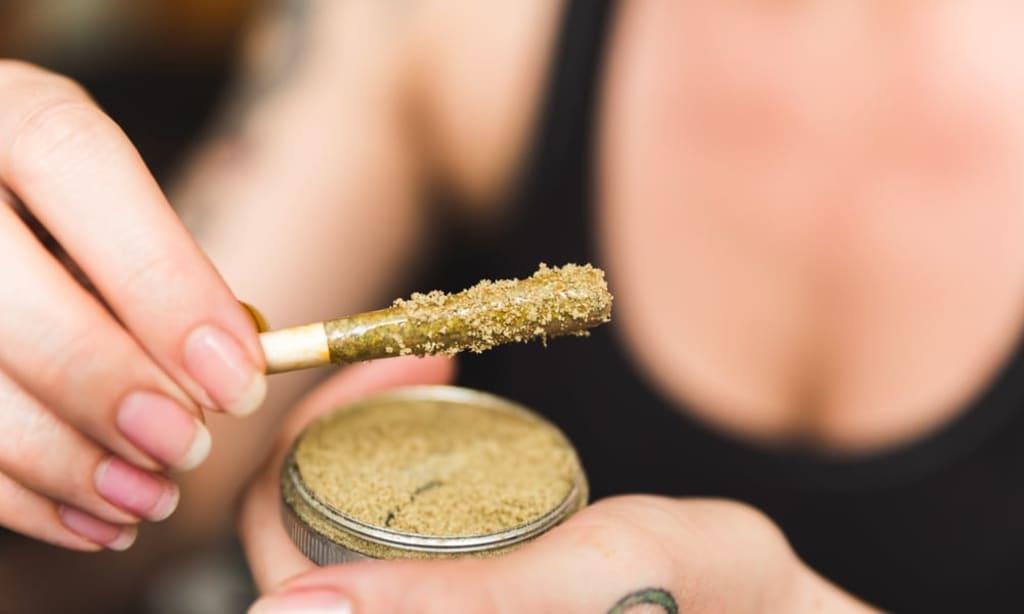 Ways to Use Your Cannabis Kief