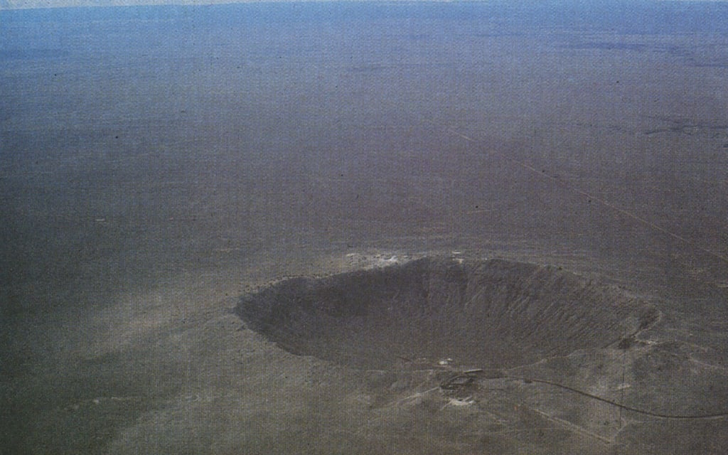 Impact Craters of North America