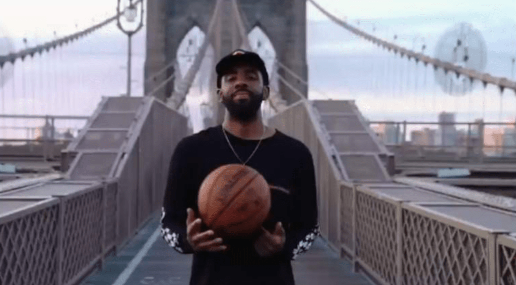 "NBA: Kyrie Irving Chose Brooklyn to ""Play at Home"""