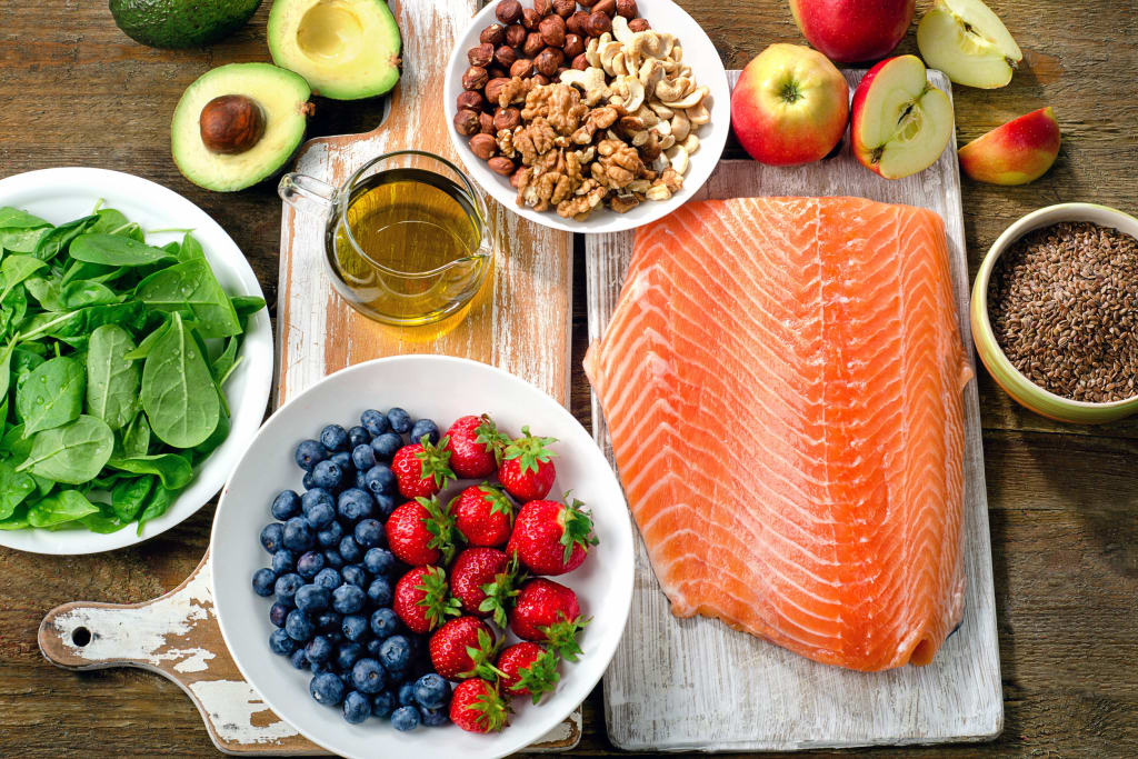10 Superfoods That Lower Bad Cholesterol