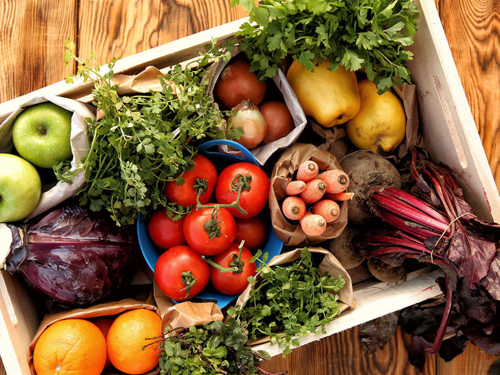 3 Reasons to Switch to a Healthier Nutrition Plan