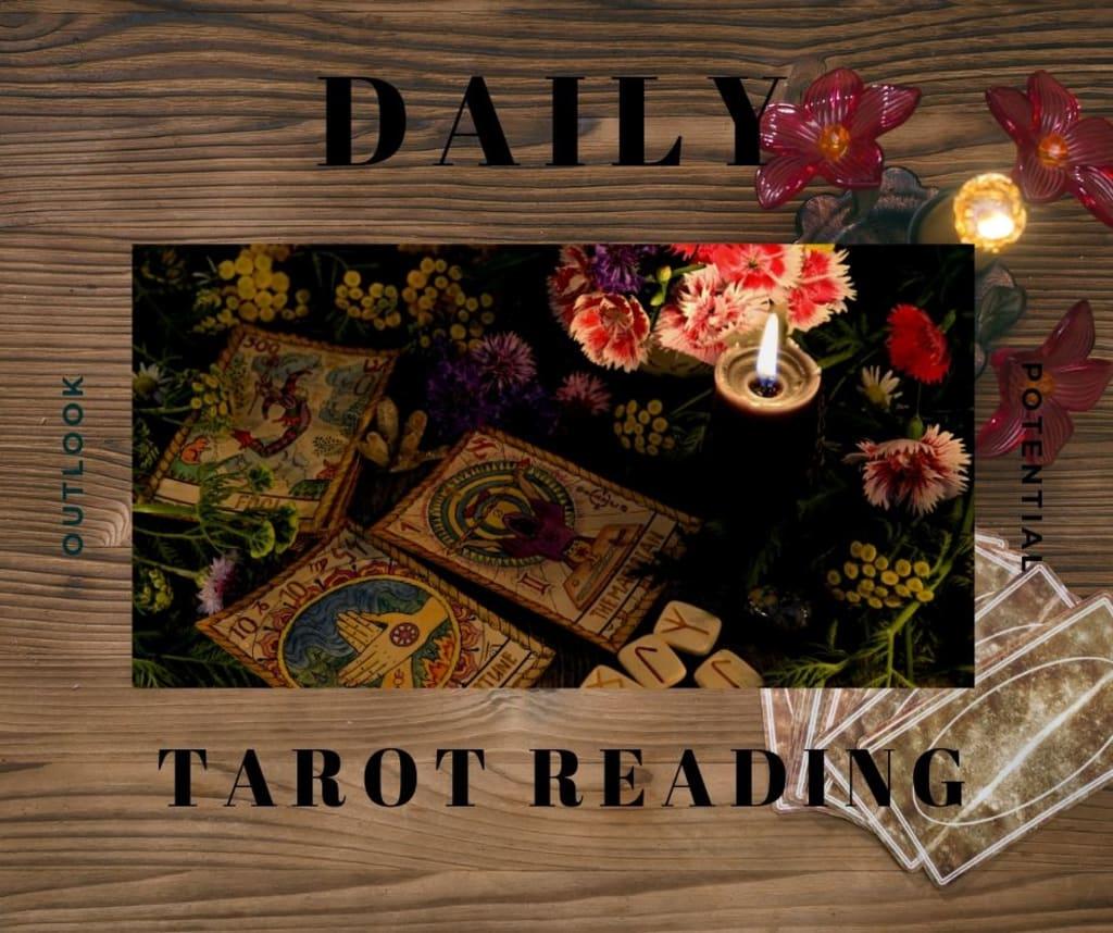 Daily Tarot Reading 08072019