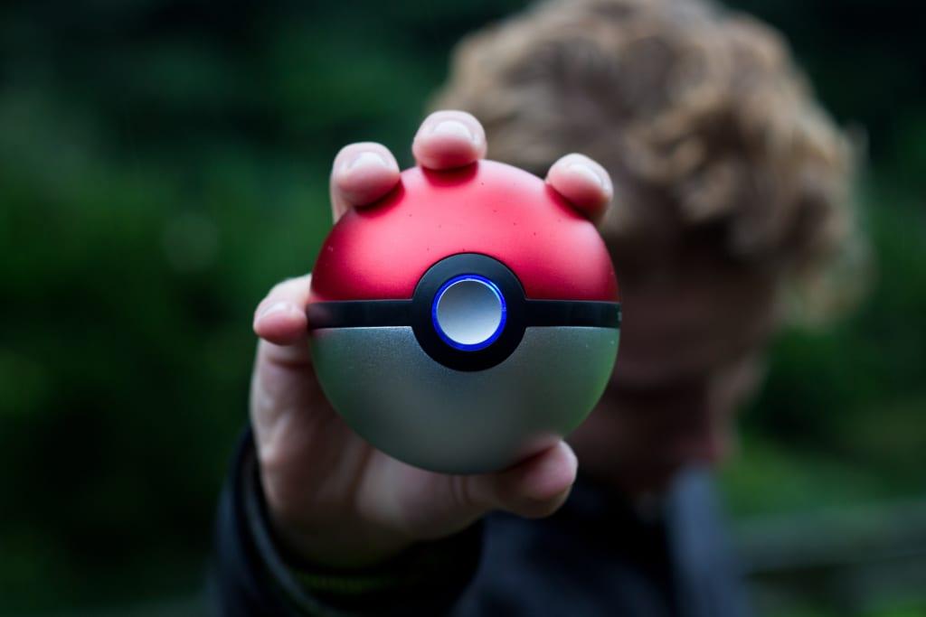 'Pokemon Let's Go'